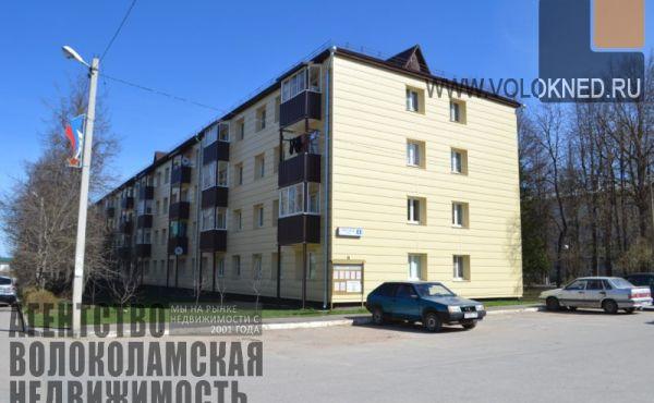 Двухкомнатная квартира в поселке Сычево (85км от МКАД)